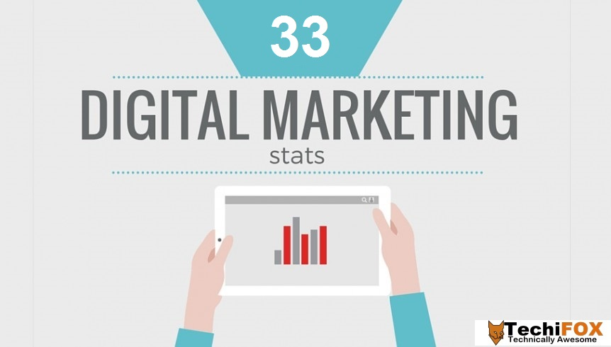 33 Important Digital Marketing Stats You Can't Miss