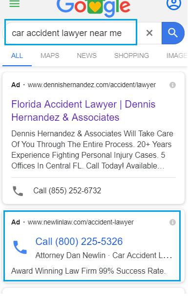 PPC Advertising Attorneys