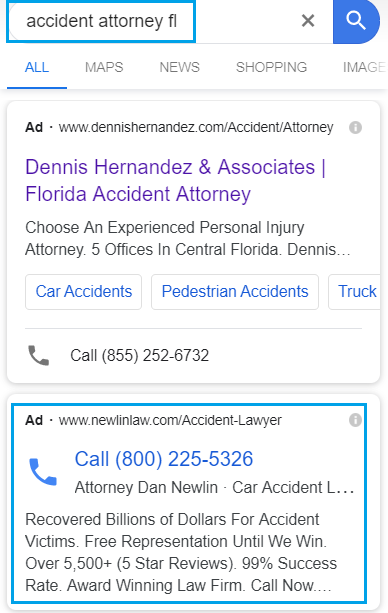 Law Firm Paid Marketing
